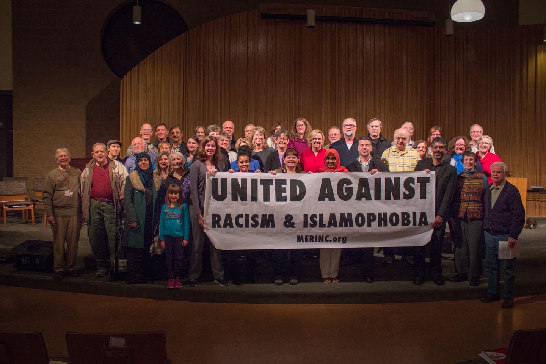 UUFR, Islamophobia, MERI